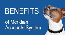 benefit of accounts
