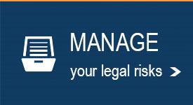 manage legal rsik